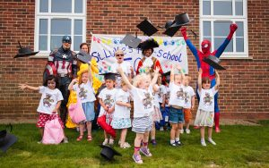 Graduation and Summer Fete 2016