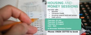 Housing and money sessions